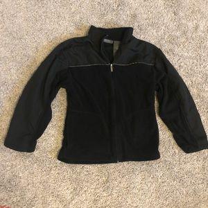 Kenneth Cole Reaction fleece zip up jacket